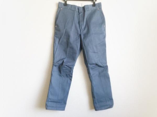 Dickies(ディッキーズ) パンツ サイズS メンズ ブルー Rebuils by Needles