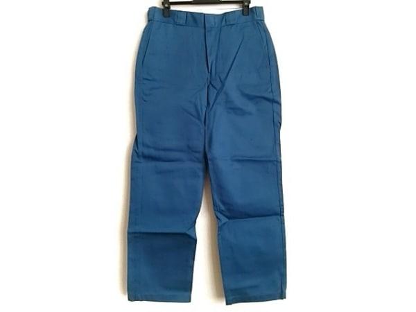 Dickies(ディッキーズ) パンツ サイズ32 XS メンズ美品  ブルー