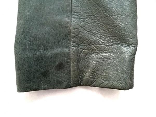 Scapa(スキャパ) コート サイズ42 L レディース グリーン ラムレザー/春・秋物