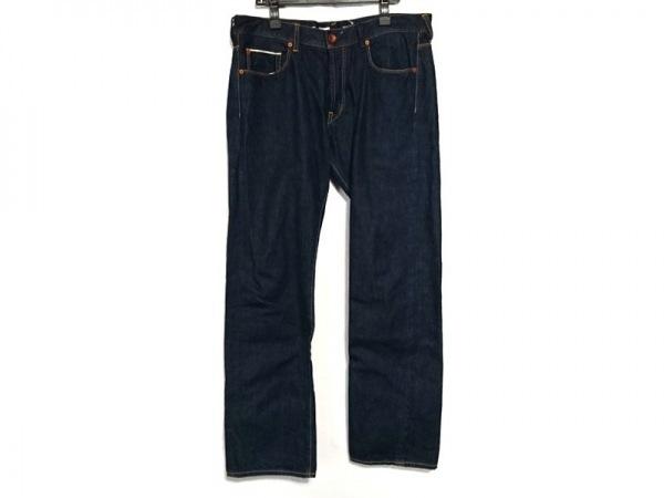 ポールスミスレッドイヤー パンツ サイズ34 S メンズ ダークネイビー WhiteOak