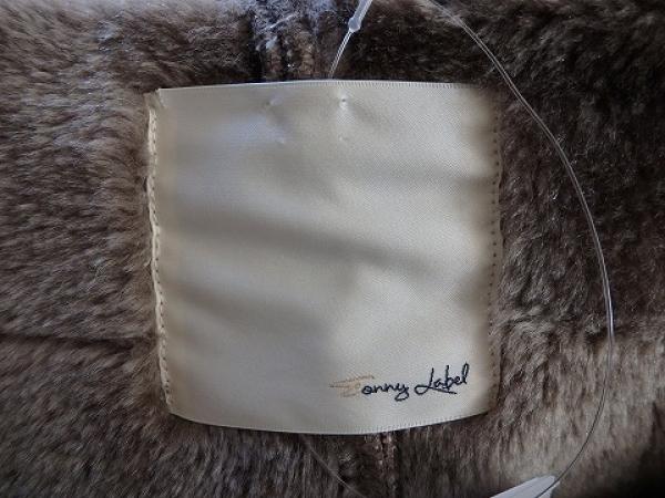 サニーレーベルアーバンリサーチ コート サイズF レディース美品  ブラウン