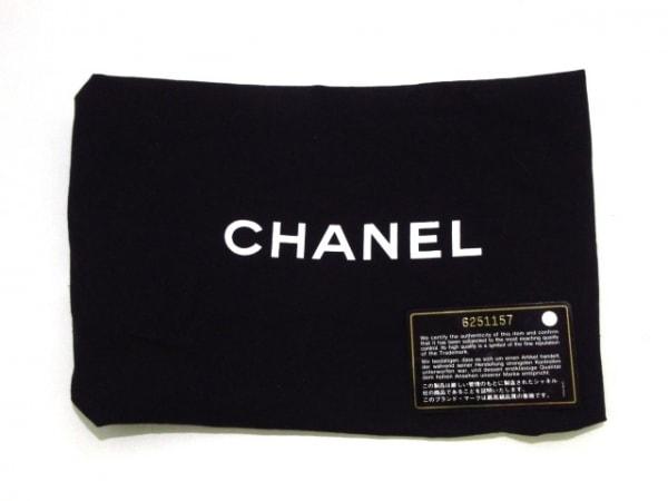 CHANEL(シャネル) ショルダーバッグ - 黒 エナメル(レザー)