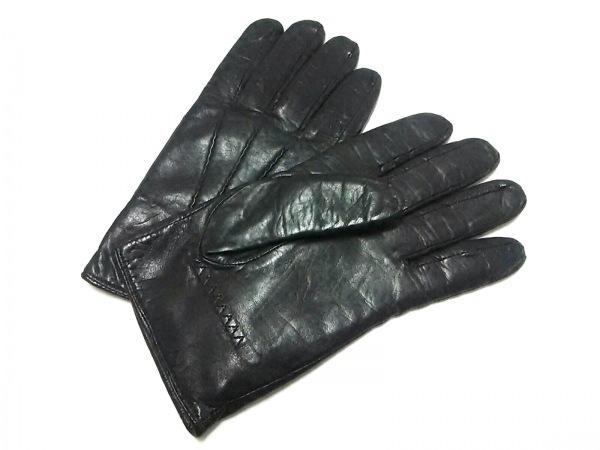 TAKEOKIKUCHI(タケオキクチ) 手袋 24 レディース ダークブラウン レザー