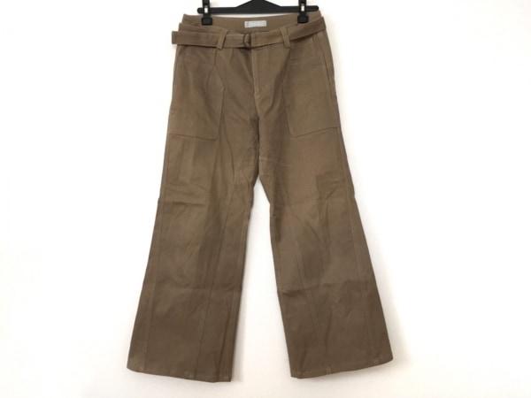 SENSO-UNICO(センソユニコ) パンツ サイズ40 M レディース ライトブラウン