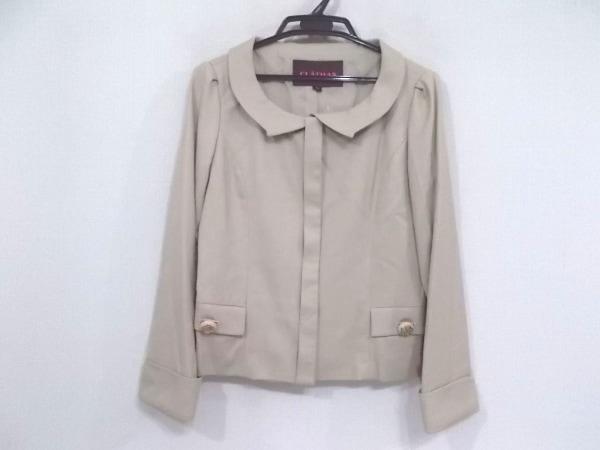 CLATHAS(クレイサス) ジャケット サイズ38 M レディース ベージュ