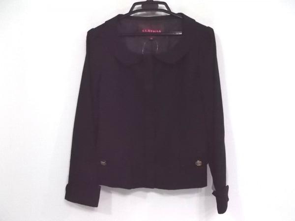 CLATHAS(クレイサス) ジャケット サイズ38 M レディース 黒