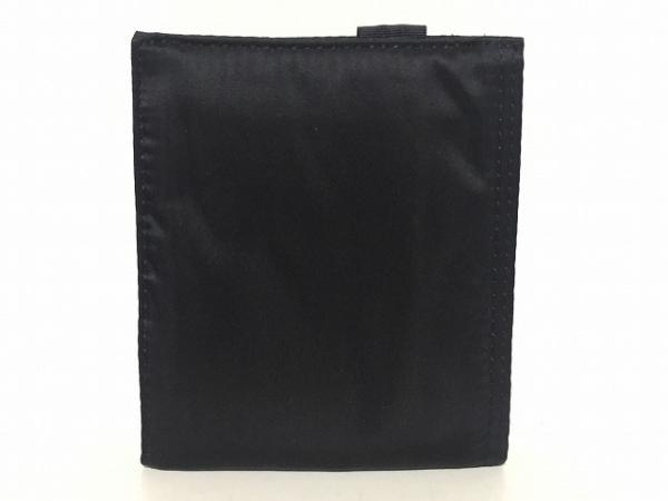 PORTER/吉田(ポーター) 2つ折り財布 タンカー 黒 ナイロン