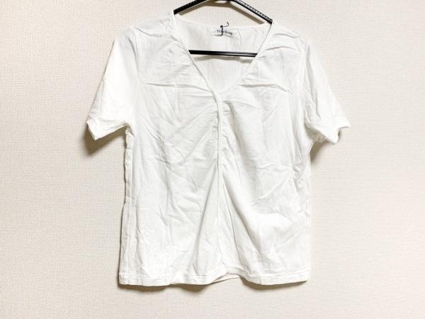 Y's for living(ワイズフォーリビング) 半袖Tシャツ レディース美品  白