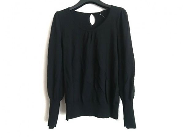 MATERIA(マテリア) 長袖セーター サイズ38 M レディース 黒