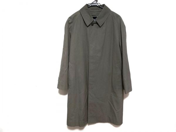 Burberry LONDON(バーバリーロンドン) コート メンズ カーキグレー 春・秋物