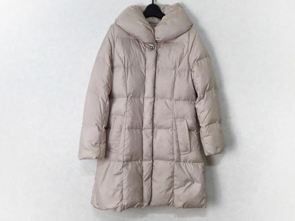 アプワイザーリッシェ ダウンコート サイズ2 M レディース美品  ピンク