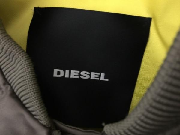 DIESEL(ディーゼル) ブルゾン メンズ カーキ MA-1/フリル/冬物