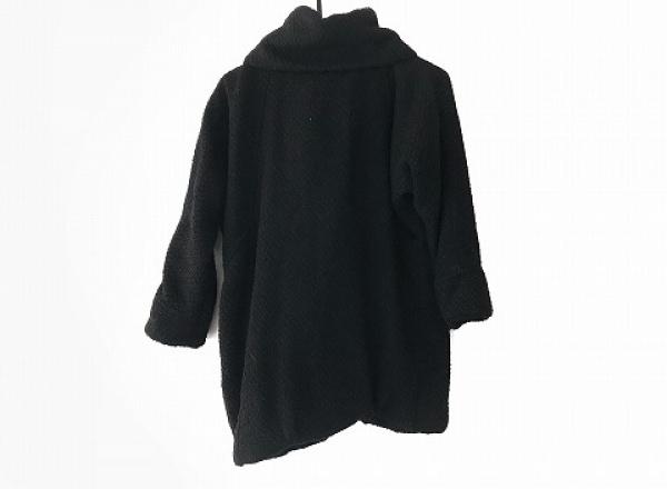 Bou Jeloud(ブージュルード) コート サイズ38 M レディース美品  黒 冬物