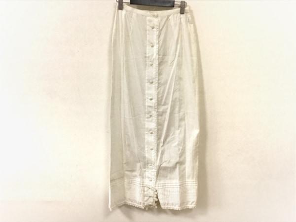 INGEBORG(インゲボルグ) スカート サイズM レディース 白