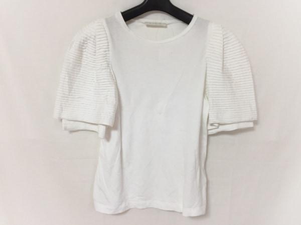 Chloe(クロエ) 半袖カットソー サイズS レディース美品  白