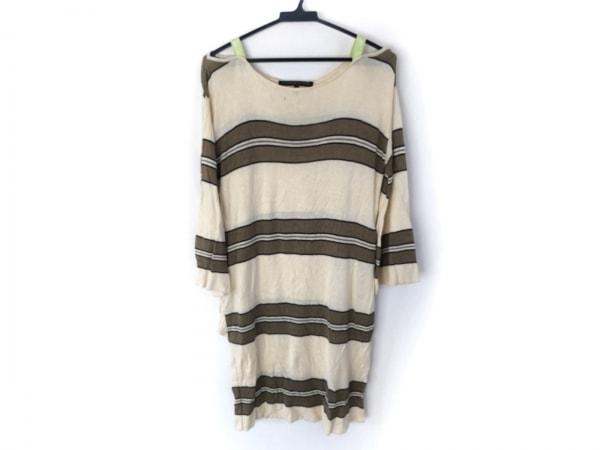 アレッサンドロデラクア 長袖セーター サイズ40 M レディース美品
