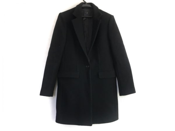 FIGARO(フィガロ) コート サイズ36 S レディース ネイビー 冬物
