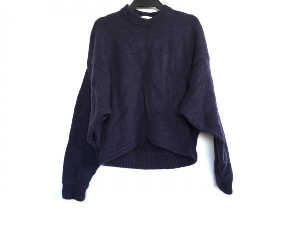 tibi(ティビ) 長袖セーター サイズXS レディース美品  ネイビー