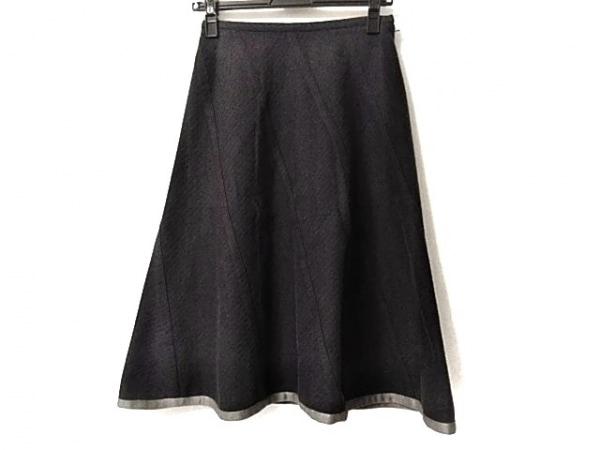 Sally Scott(サリースコット) スカート サイズ9 M レディース美品  ネイビー