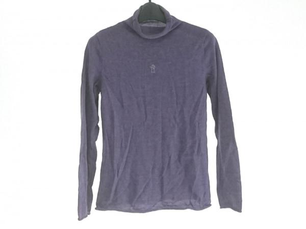 PICONE(ピッコーネ) 長袖セーター サイズ38 S レディース美品  パープル