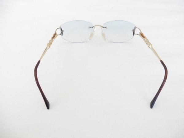 CAZAL(カザール) メガネ MOD.165 ライトブルー×ゴールド×ボルドー 度入り
