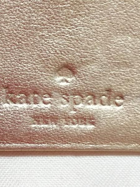 Kate spade(ケイトスペード) パスケース - PXRU2615 レッド PVC(塩化ビニール)