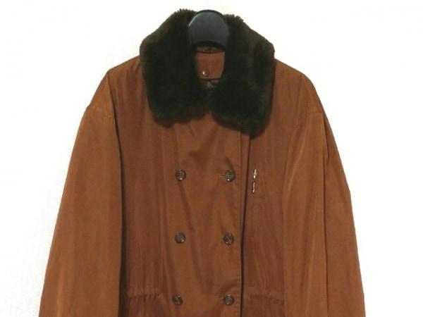 allegri(アレグリ) コート サイズ9AR S レディース ブラウン 冬物