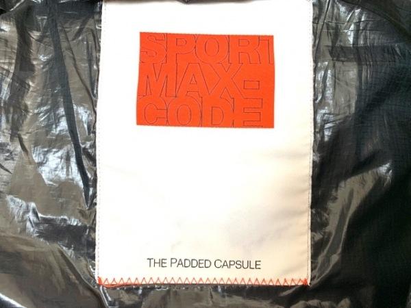 スポーツマックスコード ダウンジャケット サイズ40(I) M レディース 黒×白