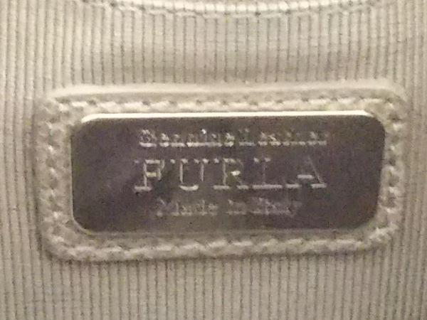 84a3c960903c FURLA(フルラ) ハンドバッグ パイパー ベージュ レザー(13026858)中古 ...
