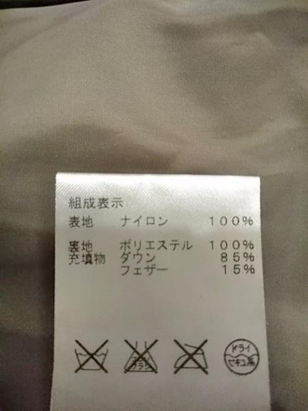theory(セオリー) ダウンコート サイズS レディース美品  カーキ 冬物
