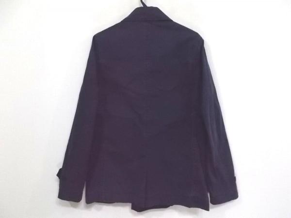 トミーヒルフィガー コート サイズL メンズ ネイビー 春・秋物/ショート丈