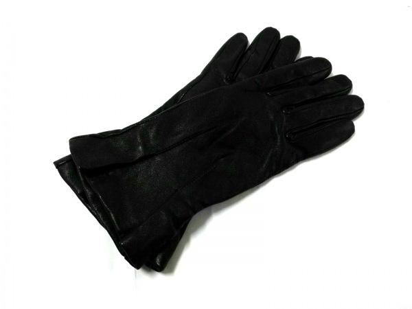 CHARLESJOURDAN(シャルルジョルダン) 手袋 レディース美品  ダークブラウン レザー