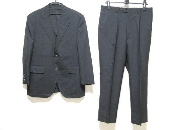 Dupont(デュポン) シングルスーツ サイズPM メンズ 黒 ネーム刺繍