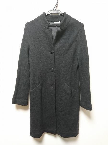NOLLEY'S(ノーリーズ) コート サイズ38 M レディース ダークグレー 春・秋物
