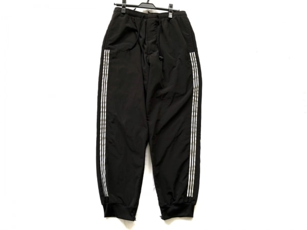 Y-3(ワイスリー) パンツ サイズS メンズ 黒