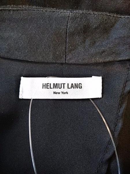 Helmut Lang(ヘルムートラング) ブルゾン サイズ0 XS レディース 黒 変形