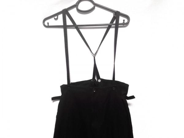 ワイズレッドレーベル パンツ サイズ1 S レディース美品  黒 ハイウエスト