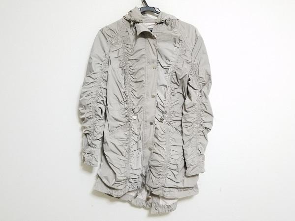 ANNIE P(アニーピー) コート サイズ46 XL レディース グレー 冬物