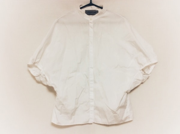 ザシークレットクローゼット 半袖シャツブラウス サイズ1 S レディース美品  白
