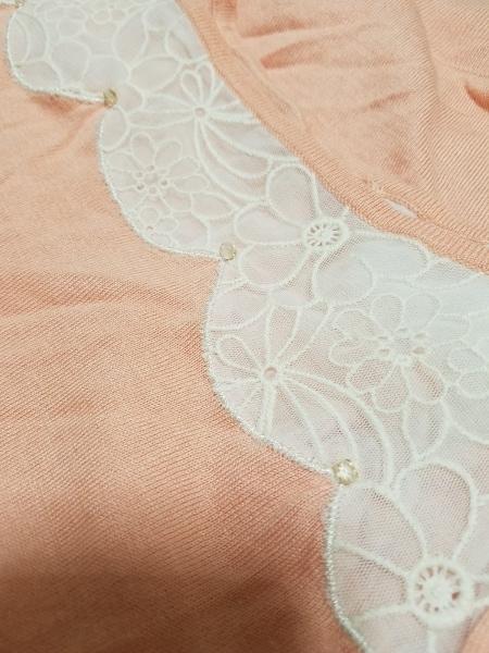リランドチュール 半袖セーター サイズ2 M レディース美品 6