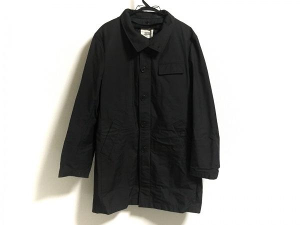 TAKEOKIKUCHI(タケオキクチ) コート サイズ4 XL メンズ 黒 冬物