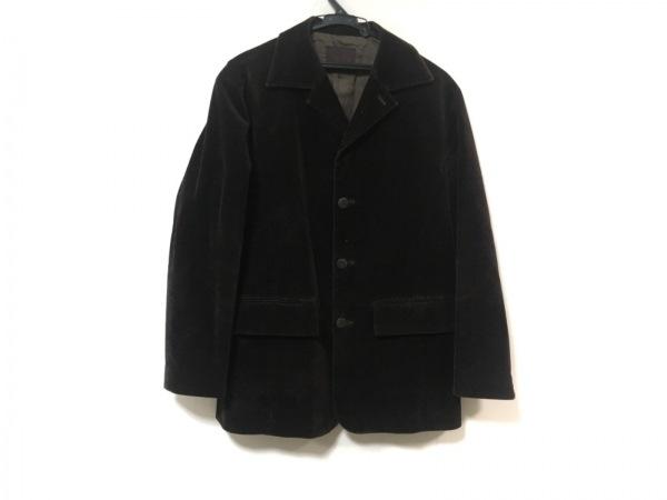 TAKEOKIKUCHI(タケオキクチ) ジャケット サイズ2 M メンズ美品  ダークブラウン