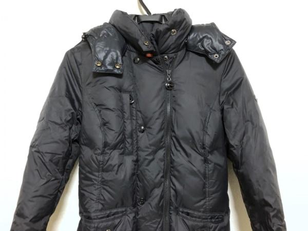 CBY(シービーワイ) ダウンコート サイズ40 M レディース美品  黒 冬物