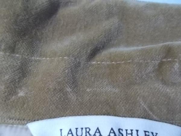 ローラアシュレイ コート サイズ11 M レディース ベージュ 冬物/キルティング