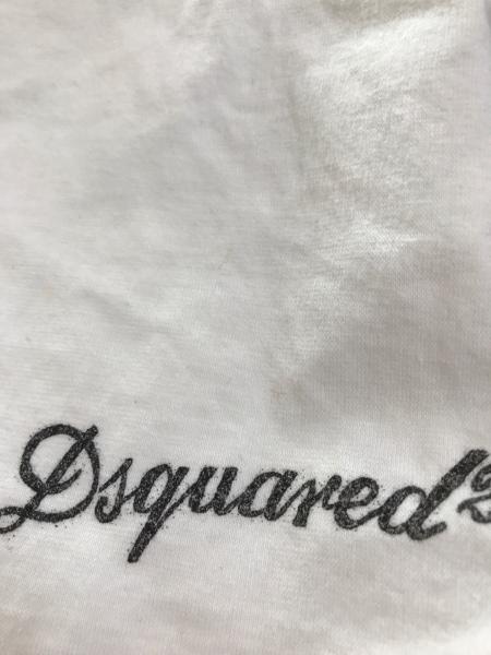 DSQUARED2(ディースクエアード) 半袖Tシャツ サイズM レディース美品