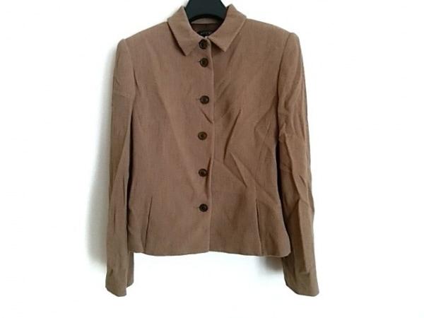 allegri(アレグリ) ジャケット サイズ42 L レディース ブラウン