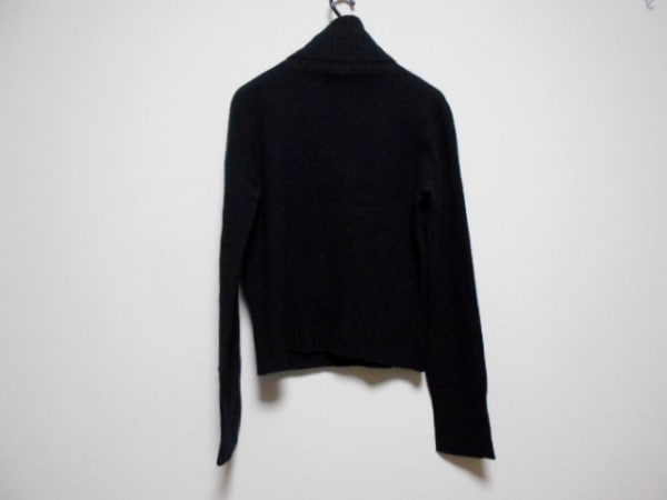Max Mara(マックスマーラ) 長袖セーター サイズS レディース 黒 タートルネック