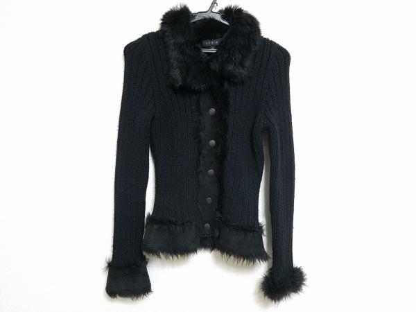EPOCA(エポカ) ジャケット サイズ40 M レディース 黒