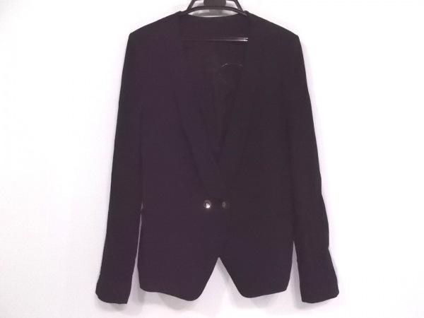 PINKO(ピンコ) ジャケット サイズ44 L レディース 黒