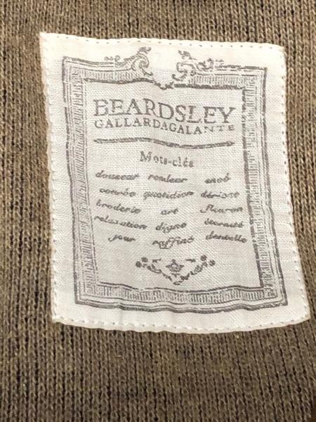 BEARDSLEY(ビアズリー) コート レディース美品  ブラウン 冬物